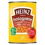 Clearance Line Heinz Spaghetti Bolognese 400g
