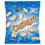Clearance Line Jacobs Cheeselets Sharing 125g