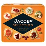 Clearance Line Jacobs Selection 900g ***POSSIBLE DAMAGE TO CRACKERS***