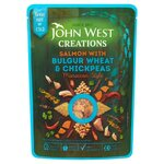 Clearance Line John West Creations Moroccan Salmon 180g