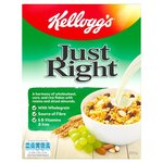 Clearance Line Kelloggs Just Right 500g