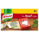 Clearance Line Knorr 8 Beef Stock Cubes Gluten Free