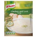 Clearance Line Knorr Packet Soup Chicken and Leek 60g