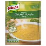 Clearance Line Knorr Packet Soup Super Chicken Noodle 51g