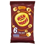 Clearance Line KP Hula Hoops Barbecue 6 Pack
