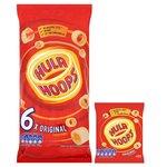 Clearance Line KP Hula Hoops Original 6 Pack ***EXPIRY 29/05/21***