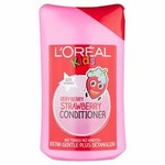 Clearance Line L'Oreal Kids Conditioner Very Berry Strawberry 250ml