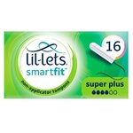 Clearance Line Lillets Tampons Super Plus 16s