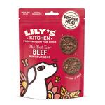 Clearance Line Lilys Kitchen The Best Ever Beef Mini Burgers for Dogs 70g