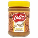 Clearance Line Lotus Biscoff Spread Crunchy 380g