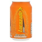 Clearance Line Lucozade Energy Orange 330ml Can