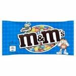 Clearance Line M&Ms Crispy (Blue Bag) 36g ***EXPIRY 5 SEPT 2021***