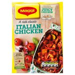 Clearance Line Maggi So Juicy Italian Chicken 37g