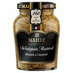 Clearance Line Maille Wholegrain Mustard 210g