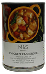Clearance Line Marks and Spencer Chicken Casserole 400g