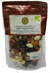 Clearance Line Marks and Spencer Chocolate Nut and Fruit Selection 220g pouch