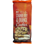 Clearance Line Marks and Spencer Cranberry and Orange Cookies 250g