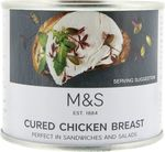 Clearance Line Marks and Spencer Cured Chicken Breast 213g can
