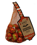 Clearance Line Marks and Spencer Halloween Net of Petrified Pumpkins 130g