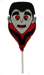 Clearance Line Marks and Spencer Halloween Vampire Chocolate Lollipop 28g