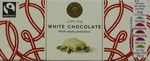 Clearance Line Marks and Spencer Italian White Chocolate with Pistachios Bar 65g