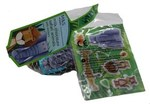 Clearance Line Marks and Spencer Milk Chocolate Safari Animals with Stickers 58g