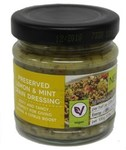 Clearance Line Marks and Spencer Preserved Lemon and Mint Grain Dressing 90g