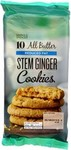 Clearance Line Marks and Spencer Reduced Fat Stem Ginger Cookies 250g