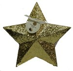 Clearance Line Marks and Spencer Shimmering Star with Chocolate Truffles 240g