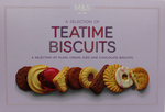 Clearance Line Marks and Spencer Teatime Biscuit Selection 455g