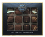 Clearance Line Marks and Spencer The Caramel Collection 105g