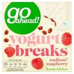 Clearance Line Mcvitie Go Ahead Yogurt Breaks Raspberry 2 pieces x 5 pack