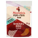 Clearance Line Nandos Barbeque Peri-Peri Seasoning Rub 25g