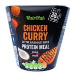 Clearance Line NutriPak Protein Meal Chicken Curry 300g