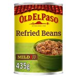 Clearance Line Old El Paso Refried Beans 435g can
