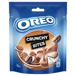 Clearance Line Oreo Chocolate Dipped Crunchy Bites Pouch 110g