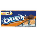 Clearance Line Oreo Peanut Butter Snack Packs 10 x 22g