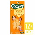 Clearance Line Organix 12 Month 15 Gingerbread Men 135g
