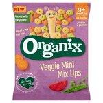 Clearance Line Organix 9 Month Veggie Mini Mix Ups 15g ***EXPIRY 14 DEC 2021***