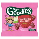 Clearance Line Organix Goodies Fruit Moos Raspberry 12g