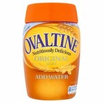 Clearance Line Ovaltine Original Light Add Water Malted Drink 300g ***DAMAGED PACKAGING PRODUCT FINE***
