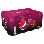 Clearance Line Pepsi Max Cherry 8 x 330ml Cans