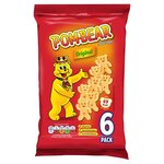 Clearance Line Pom Bear Original Snacks 6 Pack ***EXPIRY JULY 2021*** ***DAMAGED PACKAGING PRODUCT FINE***