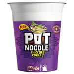 Clearance Line Pot Noodle Chicken Korma 90G