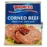 Clearance Line Princes Corned Beef 340g.