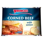 Clearance Line Princes Corned Beef With Onion 200g
