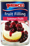 Clearance Line Princes Summer Fruits Fruit Filling 410g