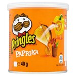 Clearance Line Pringles Pop and Go Paprika 40g