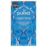 Clearance Line Pukka Organic Night Time Tea 20 Teabags