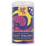 Clearance Line Rare Tea Company Lost Malawi Tea Loose Leaf 50g